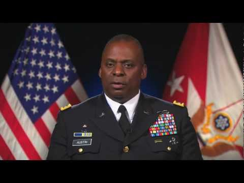 237th Birthday: Vice Chief of Staff of the Army Birthday Video