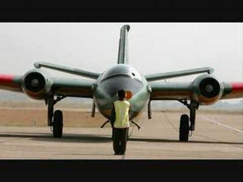 Classic Aircraft Pt:16-  Canberra