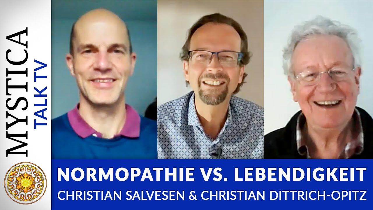 Download Christian Salvesen & Christian Dittrich-Opitz - Normopathie vs. Lebendigkeit