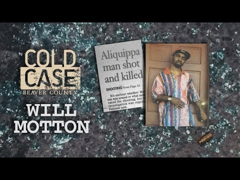 Cold Case Beaver County - Will Motton