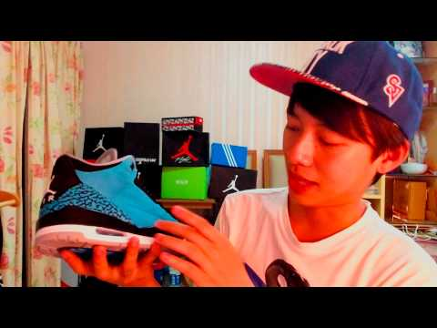 Street View EP.05 : Nike Air Jordan 3 Powder Blue ช้างก้านกล้วย!?