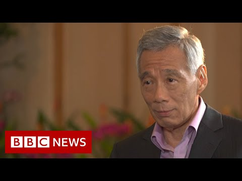 US-China conflict 'more likely' than five years ago, says Singapore PM - BBC News