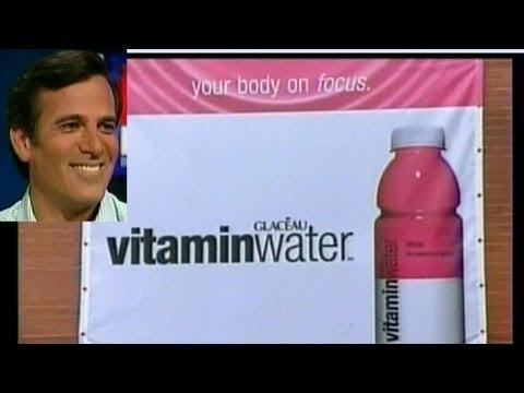Vitamin Water founder Darius Bikoff Interview pt. 1