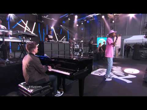 Wiz Khalifa ftCharlie Puth Performs 'See You Again' Live Performance Version