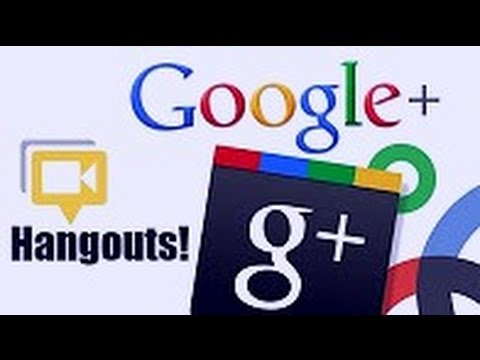 How to create google hangouts account - How to Setup Google Hangouts Account - Google+ Hangouts