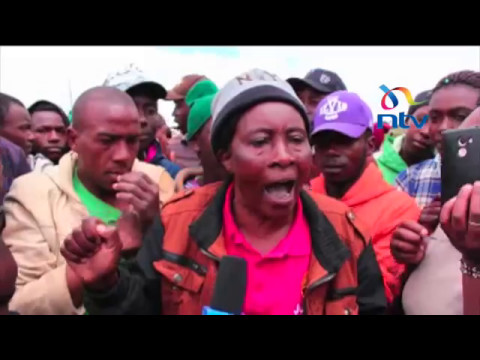 1 person dies in demonstrations over Nyandarua woman representative ticket