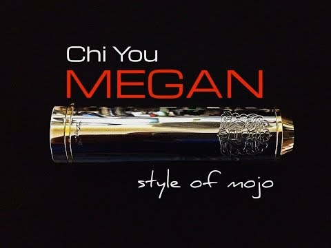 Chi You MEGAN 318 by Style Of Mojo