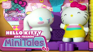 Jantar Dançante com Hello Kitty e Cinnamoroll | Hello Kitty and Friends Mini Tales 3D – Mattel/EP 03