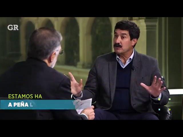 Entrevista René Delgado Al Gobernador Javier Corral - YouTube