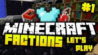 Minecraft Factions (Cosmic PvP) #1 Random Stuff