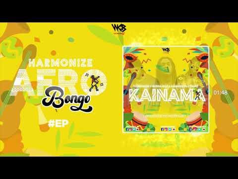 Harmonize x Burna Boy x Diamond Platnumz - Kainama (Official Audio) Sms SKIZA 8545383 to 811 thumbnail