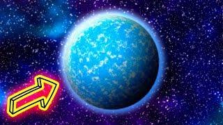 NASA właśnie odkryła planetę pełną cudów