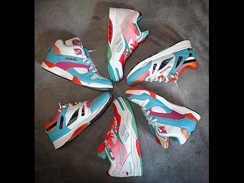 30239bfd35e482 Reebok Miami Vice sneakers (2006