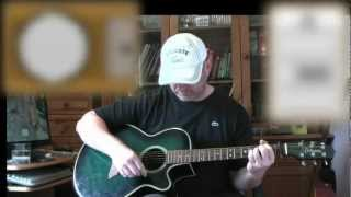 Drift Away - Dobie Gray - Acoustic Guitar Lesson