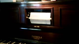 1928 Themola London Pianola - The Alley Cat Song