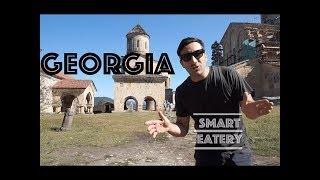 Georgia. Georgian Food & Wine.