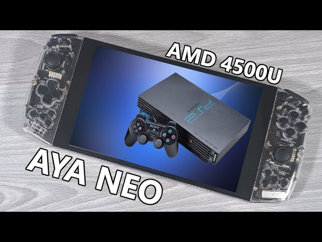 AYA Neo - PS2 Emulation - 12 Games Tested