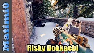 Risky Dokkaebi - Rainbow Six Siege