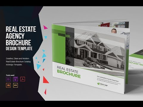Real Estate Brochure v3 Brochure Template | Creative Market