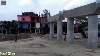 উদ্বোধনের অপেক্ষায় দেশের প্রথম এক্সপ্রেসওয়ে | Dhaka to Mawa Highway