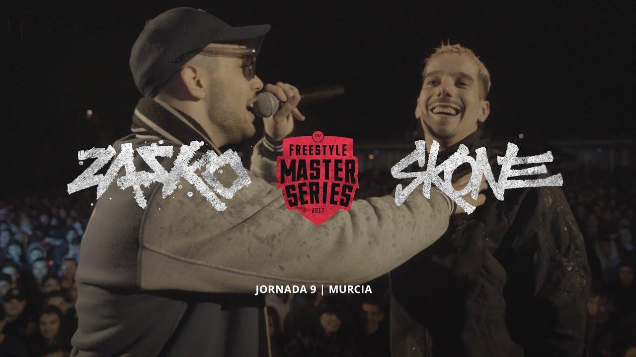 SKONE vs ZASKO FMS Murcia Jornada Oficial