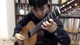 """Mr Yuki performs """"Asturias"""" by Isaac Albeniz"""