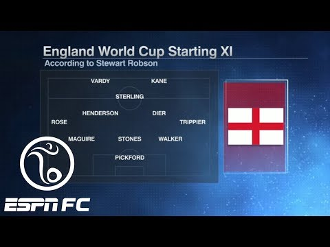 Projecting England's World Cup starting XI: Just how good will it be? | ESPN FC