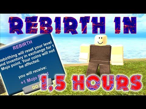Booga Booga - REBIRTH IN 1,5 HOURS