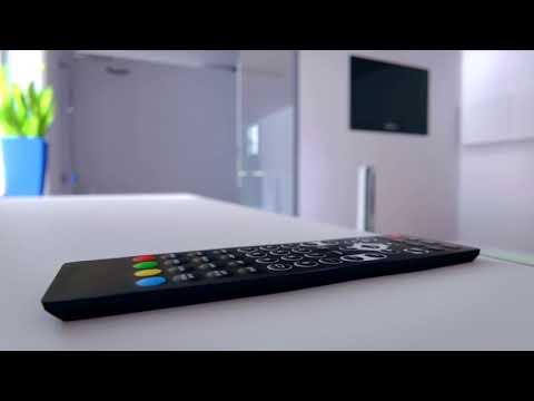 Badezimmer-TV, der ideale wasserdichte TV für im Badezimmer