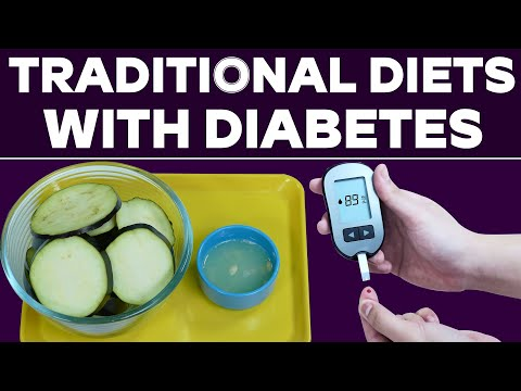 Traditional Diets With Diabetes