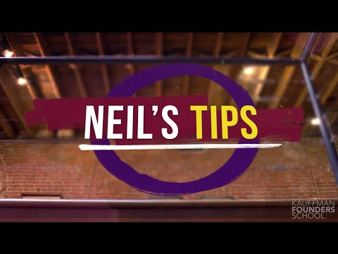 Entrepreneurial Marketing: Insights from Neil Patel / Neil's Tips