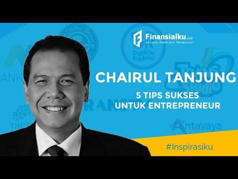 Chairul Tanjung French Bistro Table And Chairs 5 Kiat Sukses Orang Terkaya Ke 6 Di Indonesia Rahasia Si Anak Singkong