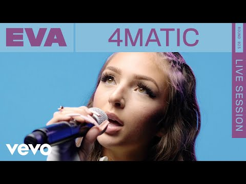 Youtube: Eva – 4matic (Live) | ROUNDS | Vevo
