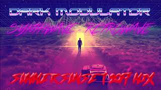 Synthwave Retrowave Summer Sunset 2017 mix From DJ Dark Modulator