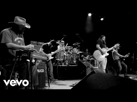 Jamey Johnson - The Band - Behind The Scenes