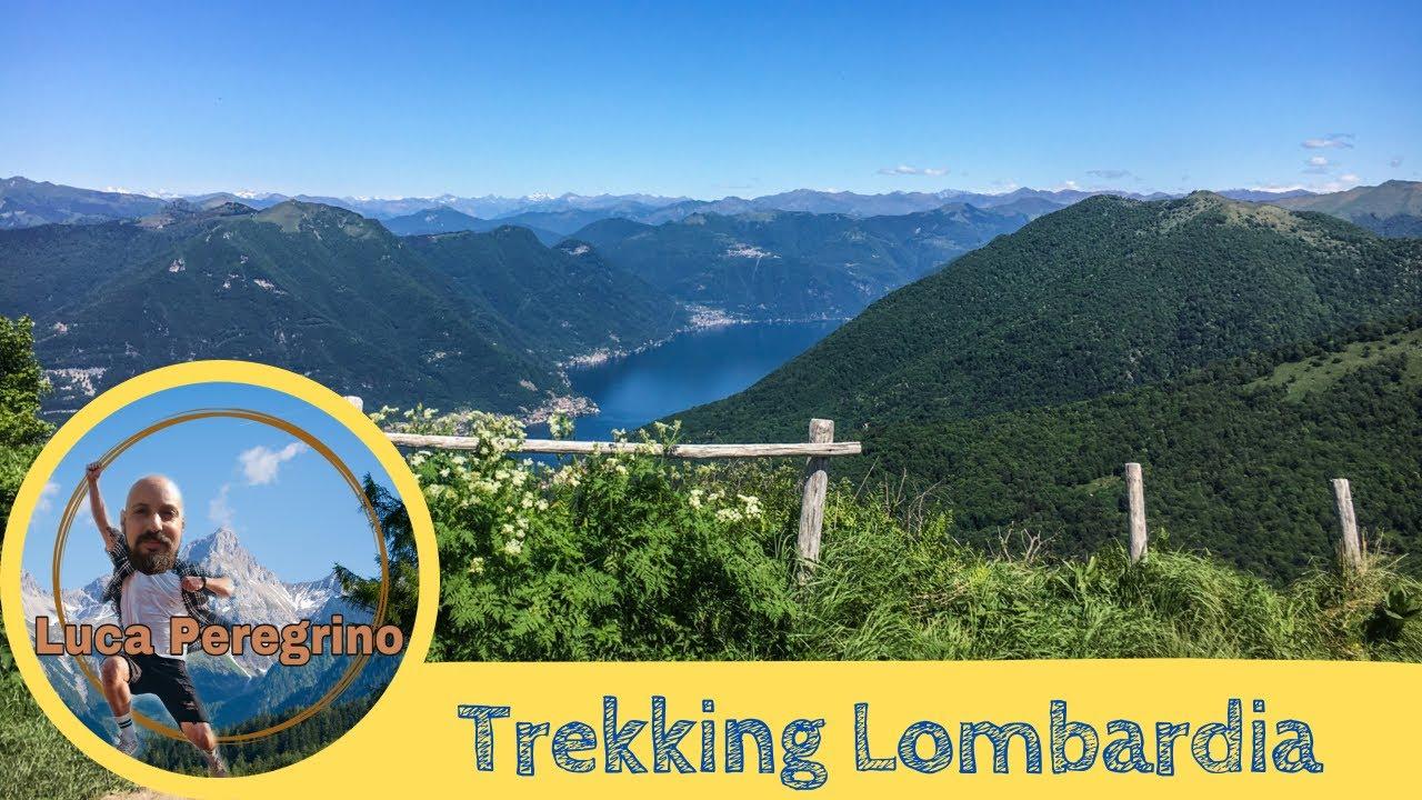 Trekking al monte Bolettone, Como