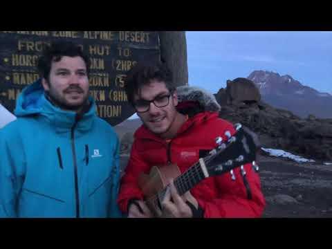 DVICIO Ft Taburete - 5 Sentidos En El Kilimanjaro