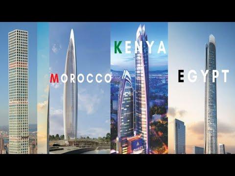 12 Tallest Buildings In Africa 2021