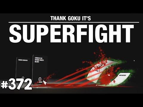 THERAPIST   Thank Goku It's SUPERFIGHT