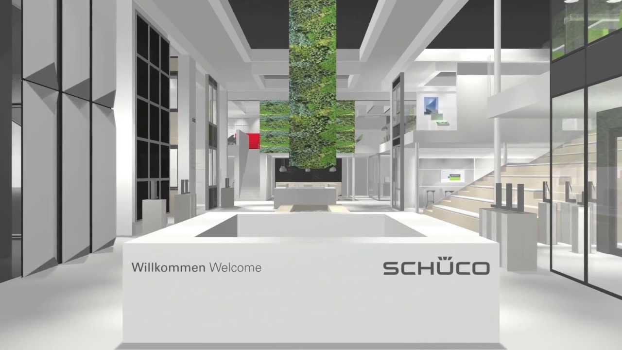 Schüco München schüco auf der bau 2013 virtueller rundflug über den