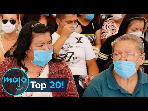 Top 20 Worst Epidemics in History