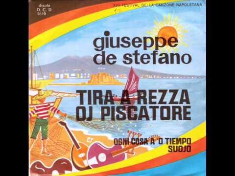 Tira 'a rezza oj piscatore - Giuseppe De Stefano