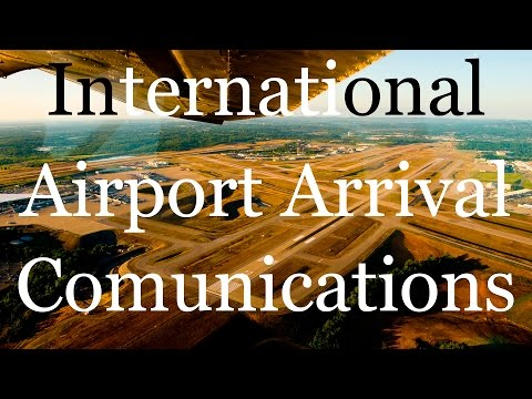 Class C Airport Arrival Procedure l Uncontrolled to Controlled