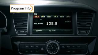 2014 Kia Cadenza w/HD Radio™ Technology