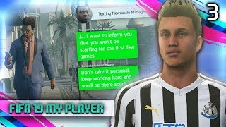 TEXT FROM MANAGER😱 | FIFA 19 Career Mode My Player w/Storylines | Episode #3 (The French Legends)