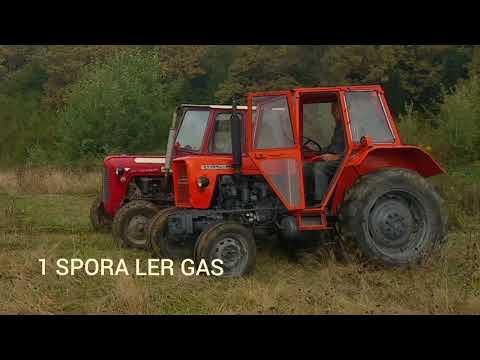 Koji Je Brži Traktor Na Ler Gasu / Ursus 335 Ili Imt 533