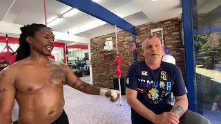 DSmoke talks boxing rỳan garcia
