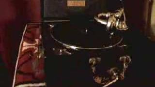Gramophone, Caswell Gypsy Portable, Doris Day
