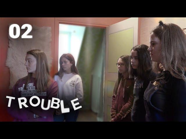 TROUBLE épisode 02 // Kertoon Studio