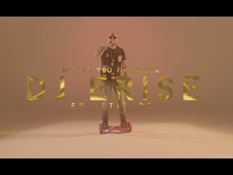 DJ ERISE Feat. MISTER YOU & KEBLACK - EN ALTITUDE ( Clip Officiel )